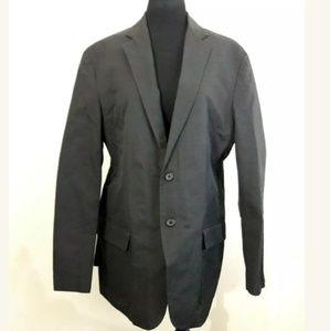 Material London ML Black Sport Coat Blazer